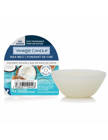 yankee candle black coconut - giara media