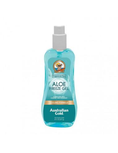 Aloe Freeze Spray Gel