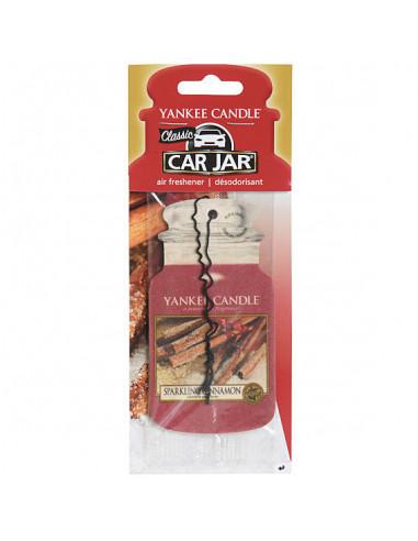 Sparkling Cinnamon car jar
