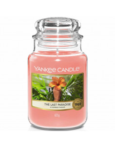 Exotic Bergamot - Candela Media Yankee Candle Elevation