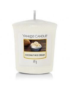 yankee candle velvet woods - candela media